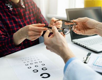 Optometrist Locations