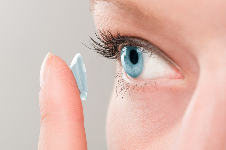 What Are Scleral Contact Lenses?