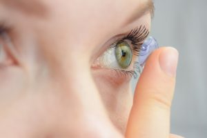 Contacts After LASIK Surgery